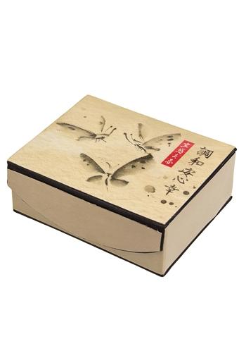 """Шкатулки для украшений Красный куб Шкатулка для ювелирных украшений """"Япония"""""""