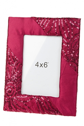 """Рамки для фотографий Красный куб Рамка для фото """"Вальс цветов"""""""