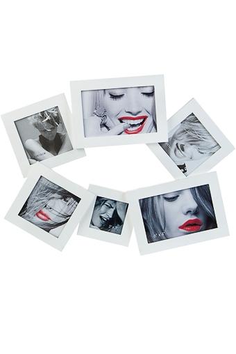 """Рамки для нескольких фото Красный куб Рамка для фото """"Шик"""""""