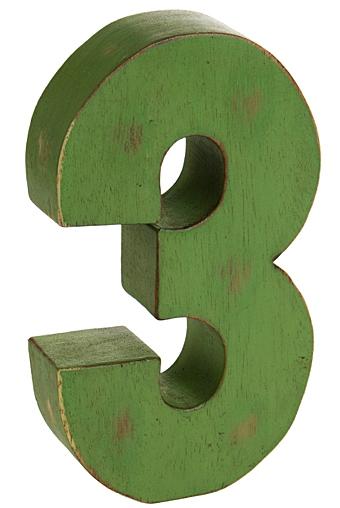 """Деревянные статуэтки Красный куб Украшение для интерьера """"Счастливая тройка"""""""