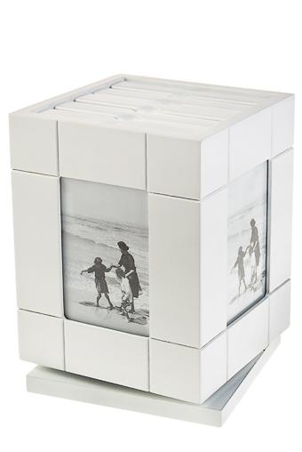 """Фото ящики Красный куб Ящик для 100 фото """"Мемори"""""""