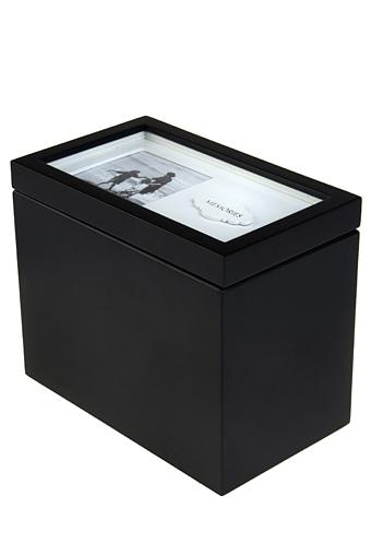 """Фото ящики Красный куб Ящик для 120 фото """"Семейный архив"""""""