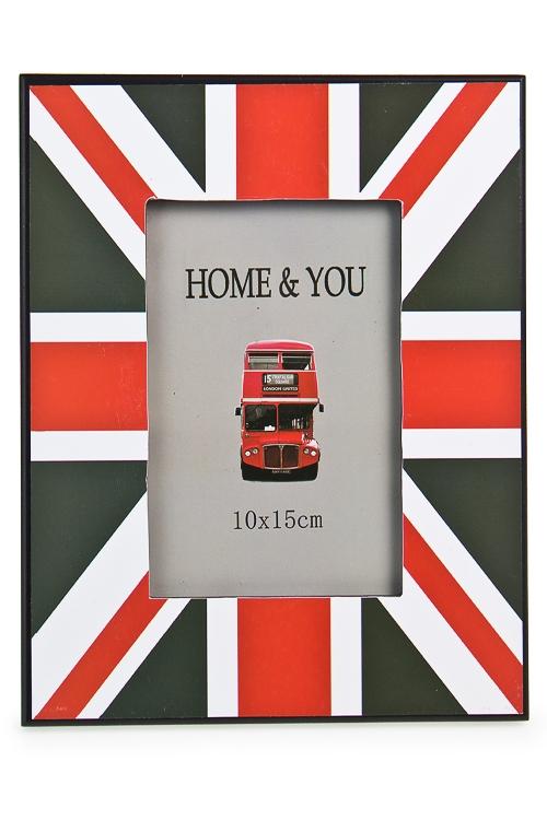 """Деревянные фоторамки Красный куб Рамка для фото """"Лондон"""""""