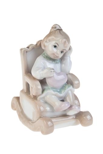"""Фигурки Красный куб Фигурка """"Малышка в кресле-качалке"""""""