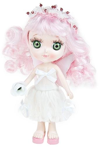 """Маленькие куклы Красный куб Фигурка """"Розовый ангел"""""""