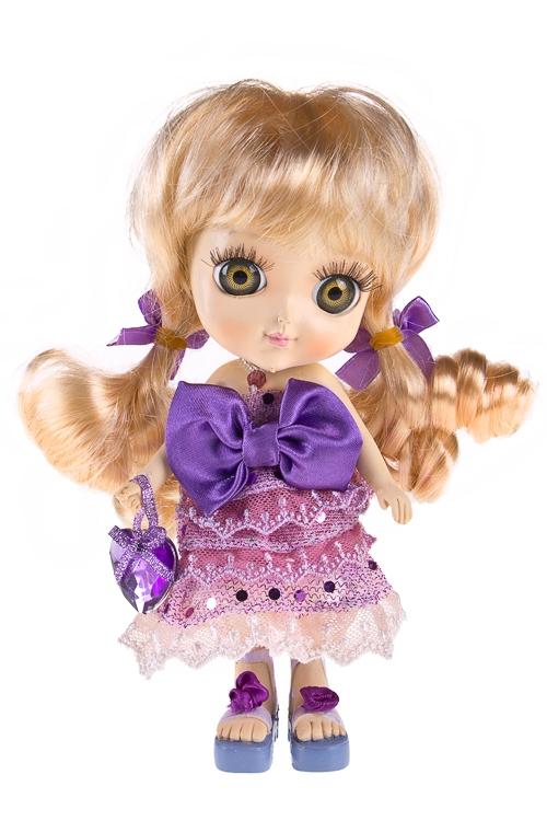 "Маленькие куклы Красный куб Фигурка ""Белокурая фея"""