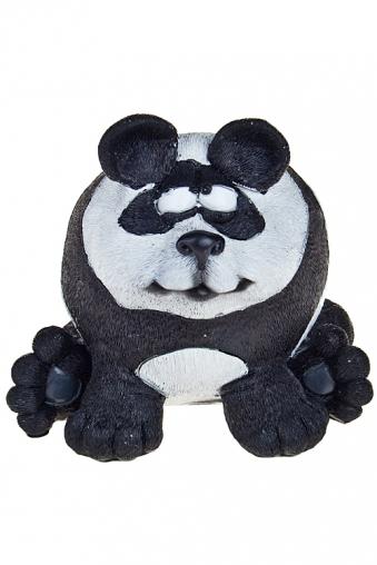 "Копилки и сейфы Красный куб Копилка ""Крэйзи-панда"""