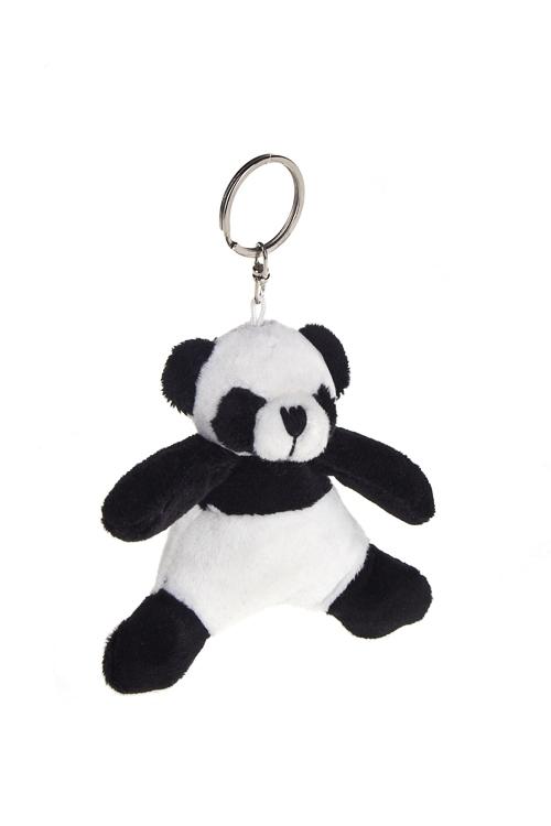 """Плюшевые игрушки Красный куб Брелок """"Панда"""""""