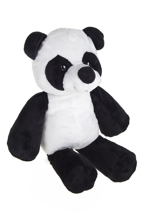 """Плюшевые игрушки Красный куб Игрушка мягкая """"Влюбленная панда"""""""