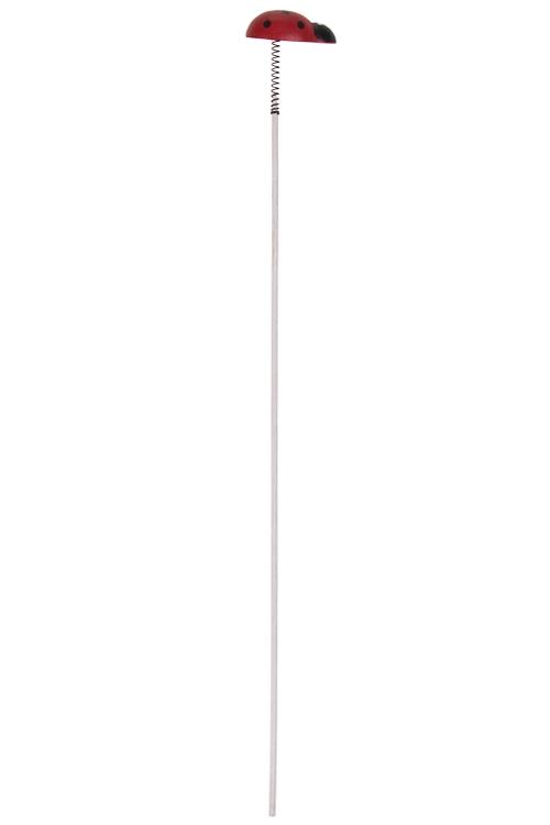 """Сувениры на палке Красный куб Украшение декоративное """"Божья коровка"""""""