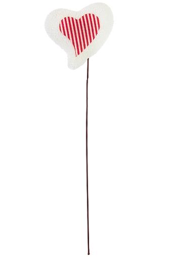 """Сувениры на палке Красный куб Набор сувениров """"Контраст любви"""""""