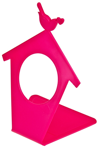 """Сувениры для женщин Красный куб Держатель для мобильного телефона """"Птичка"""""""