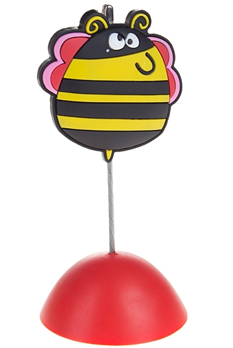 """Держатели-зажимы для фото Красный куб Держатель для фото """"Пчелка"""""""