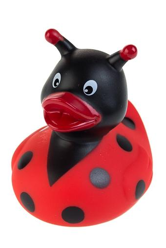 """Игрушки для ванной Красный куб Игрушка """"Утенок-божья коровка"""""""