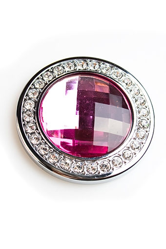 "Зеркальца и таблетницы Красный куб Зеркало ""Круг"""