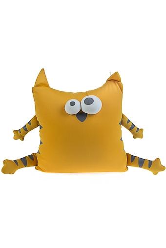 """Релаксанты Красный куб Игрушка-подушка мягкая """"Солнечный кот"""""""