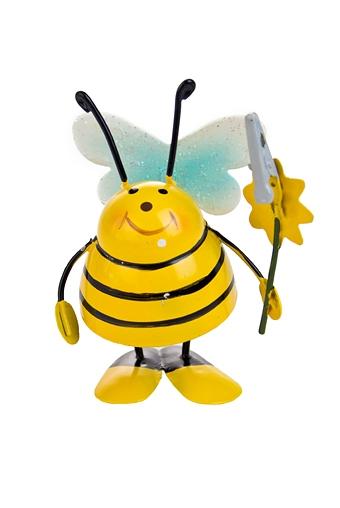 """Держатели-зажимы для фото Красный куб Держатель для фото """"Веселая пчелка"""""""