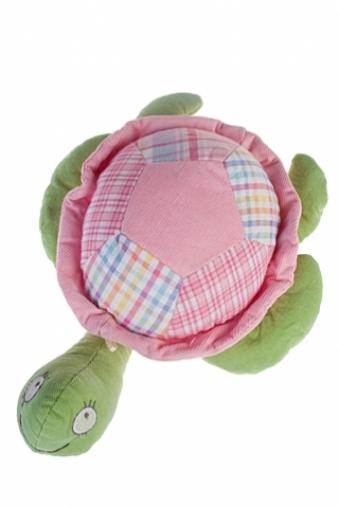 """Плюшевые игрушки Красный куб Игрушка мягкая """"Черепаха"""""""