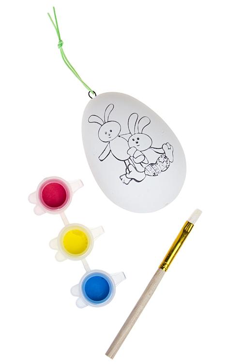 """Наборы для рисования Красный куб Набор для рисования """"Яйцо с зайчатами"""""""