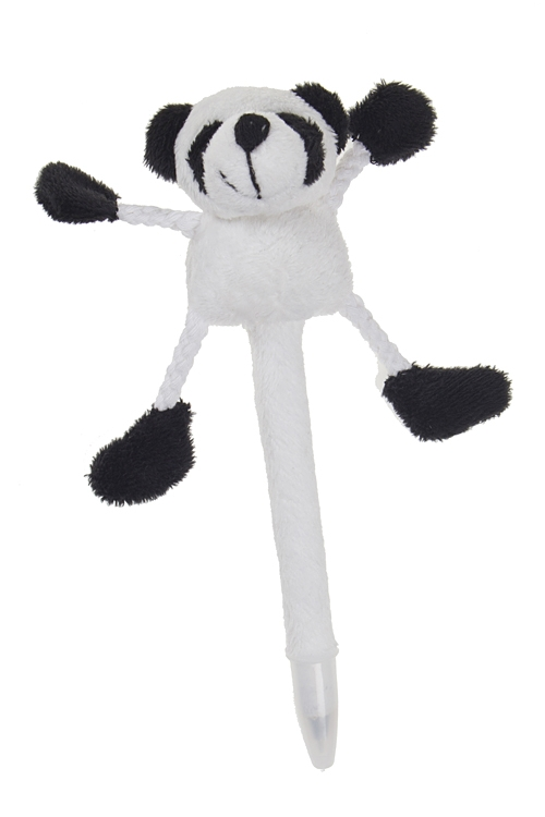 """Плюшевые игрушки Красный куб Ручка шариковая """"Панда"""""""