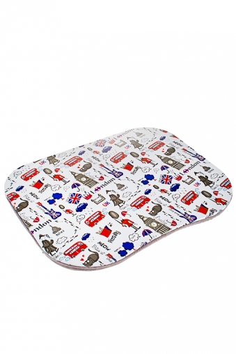 """Подставки для ноутбуков Красный куб Подставка для ноутбука с подушкой """"Лондон"""""""