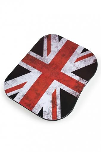 """Подставки для ноутбуков Красный куб Подставка для ноутбука с подушкой """"Британский флаг"""""""