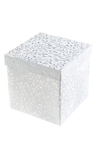 """Квадратные подарочные коробки Красный куб Коробка подарочная """"Волшебный лес"""""""