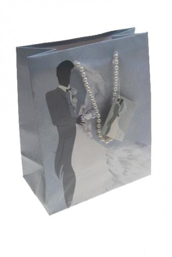 """Пакеты «С Днем свадьбы» Красный куб Подарочный пакет """"Свадебная пара"""""""
