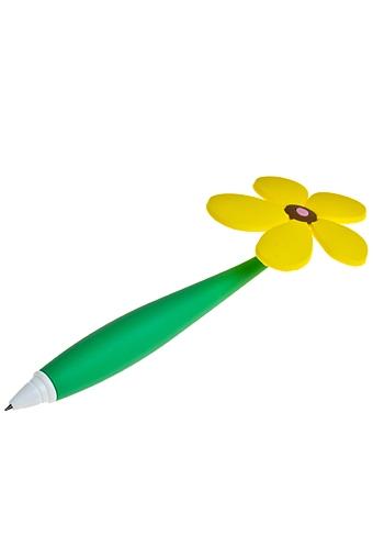 """Ручки и карандаши Красный куб Ручка шариковая """"Нежный цветок"""""""