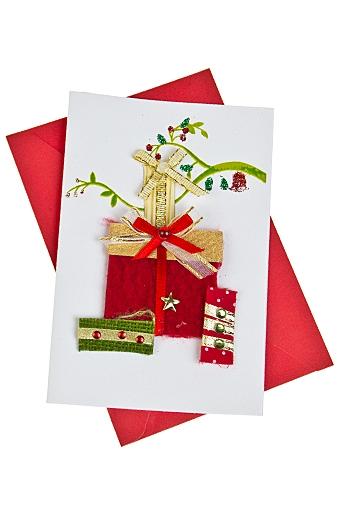Открытки днем, красный куб открытки с новым годом