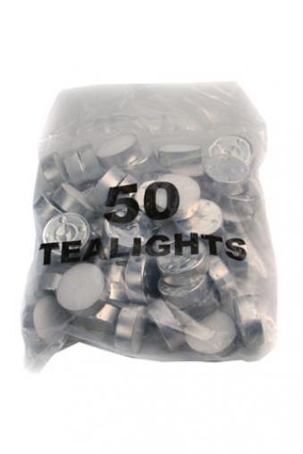 Свечи и подсвечники Красный куб Свеча-таблетка