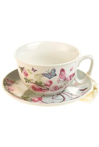 """Чайные пары Красный куб Чайная пара """"Весенние каникулы"""""""