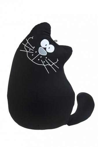 """Релаксанты Красный куб Игрушка-подушка мягкая """"Счастливый кот"""""""