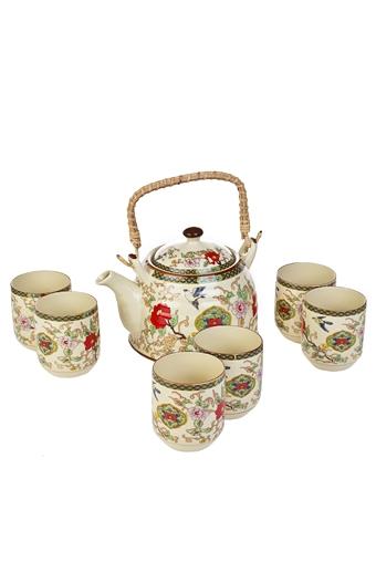 """Чайные наборы Красный куб Набор чайный """"Райский сад"""""""