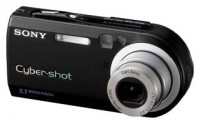 Sony Cyber-shot DSC-P120
