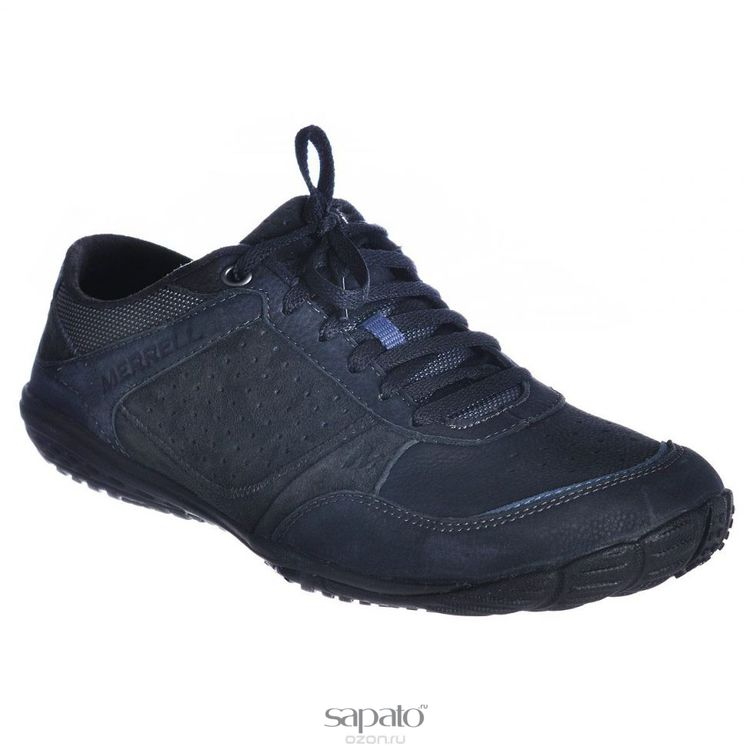 Полуботинки Merrell Полуботинки мужские Ramble Glove. 61431 чёрные