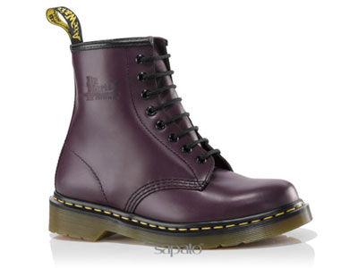 Ботинки Dr. Martens 10072501 Purple Smooth 1460 Dr Martens фиолетовые