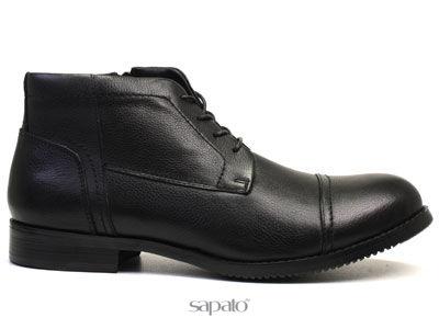 Ботинки AirBox HA1339-1 Black Ботинки муж AIRBOX чёрные