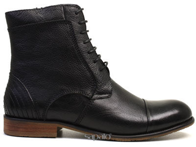 Ботинки AirBox HA13507-3 Black Ботинки муж AIRBOX чёрные