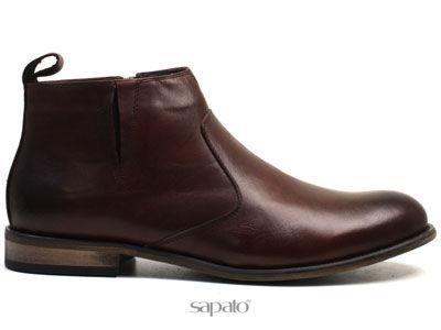 Ботинки AirBox HA13507-1 Dk Brown Ботинки муж AIR BOX коричневые