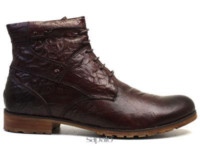 Ботинки AirBox HA13508-1 Dk Brown Ботинки муж AIR BOX коричневые