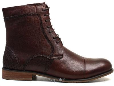 Ботинки AirBox HA13507-3 Dk Brown Ботинки муж AIR BOX коричневые