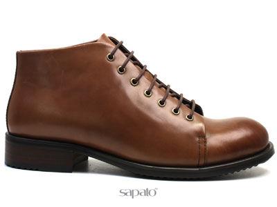 Ботинки AirBox M436-K102-1 Brown Ботинки муж AIR BOX коричневые