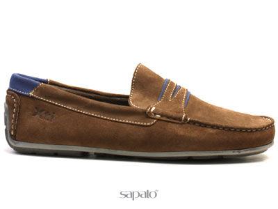 Ботинки Xti 26612 TAUPE Мокасины муж XTi коричневые