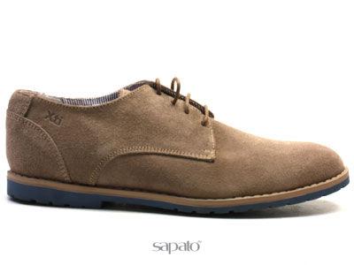 Туфли Xti 26602 GRIS Туфли муж XTi коричневые