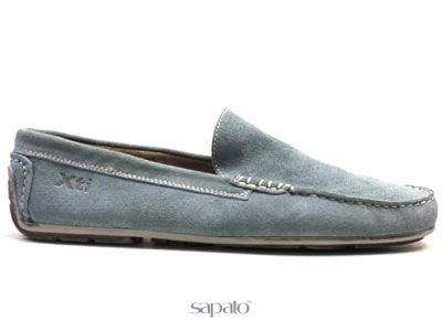 Ботинки Xti 26611 CELESTE Мокасины муж XTi голубые