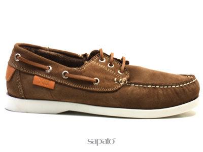 Ботинки Xti 26607 TAUPE Мокасины муж XTi коричневые