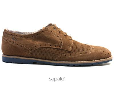 Туфли Xti 26601 TAUPE Туфли муж XTi коричневые