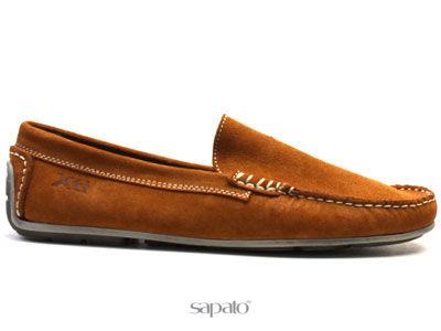Ботинки Xti 26611 CAMEL Мокасины муж XTi коричневые