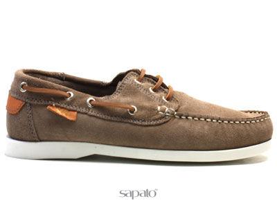 Ботинки Xti 26607 GRIS Мокасины муж XTi коричневые